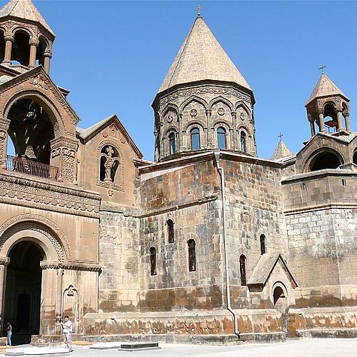Découverte en liberté - Erevan -