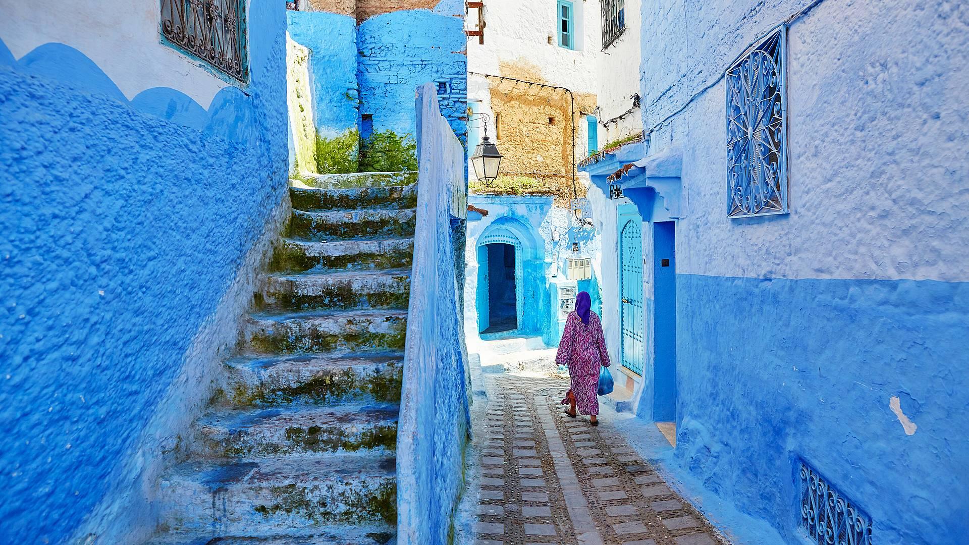 Chaouen, Fez, Desierto y Marrakesh