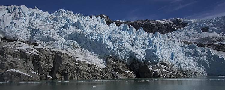 Champs de glace de Patagonie