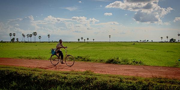 Balade vélo Siem Reap