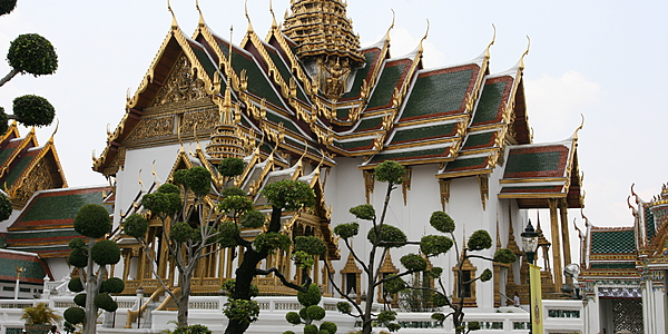 Grand Palais Royal Bangkok