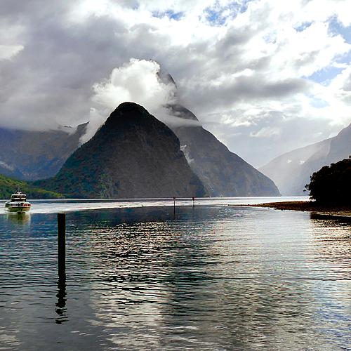 Les 2 îles, tour complet en camping-car - Auckland -