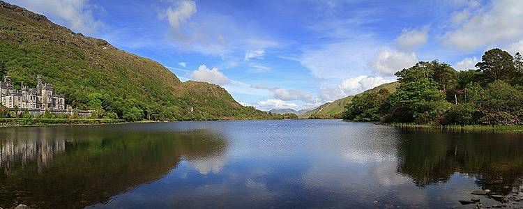 De l'Irlande du Nord au Connemara