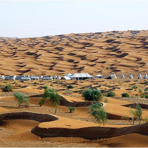 Hiver Bédouin - Djerba -