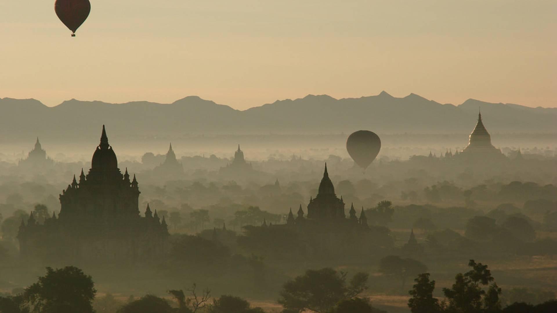 Myanmar Erlebnisreisen