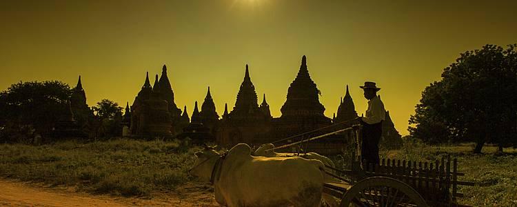 Yangon und das tropische Paradies Wa Ale