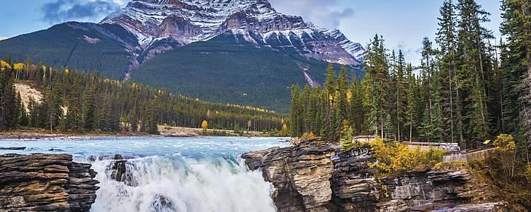 Road trip - Le meilleur de l'Ouest Canadien