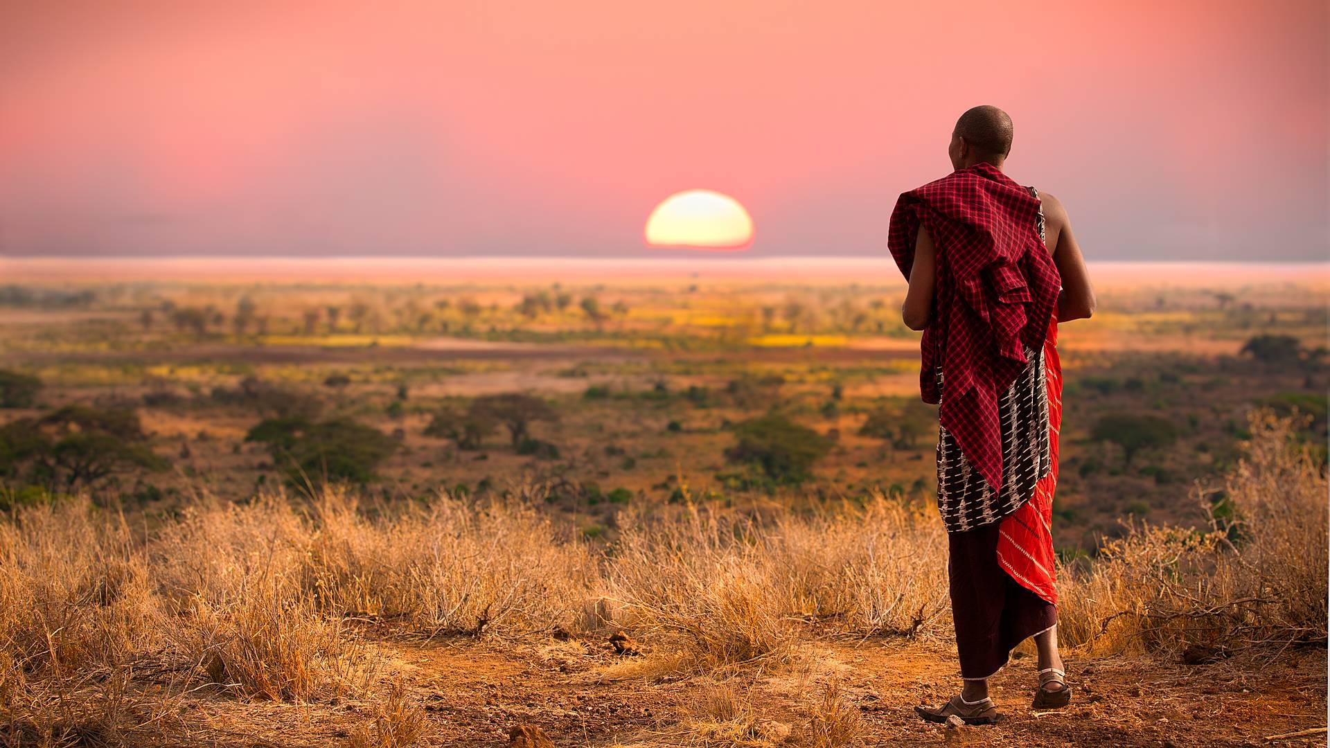 Safari und Maasai Begegnungen