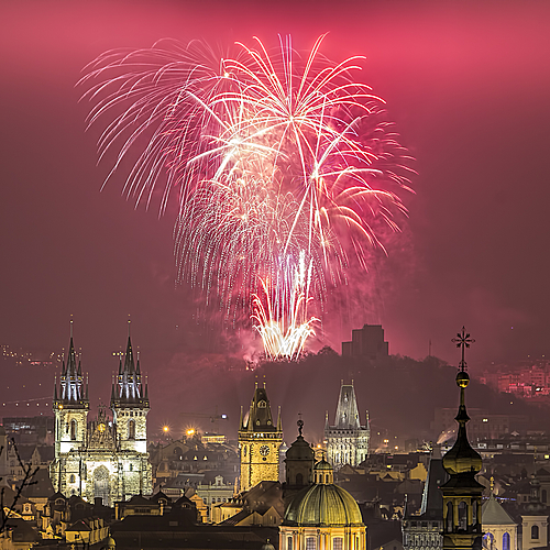 Réveillon du Nouvel An à Prague - Prague -