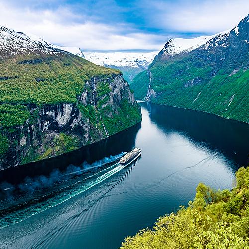 A la conquête des Fjords - Oslo -