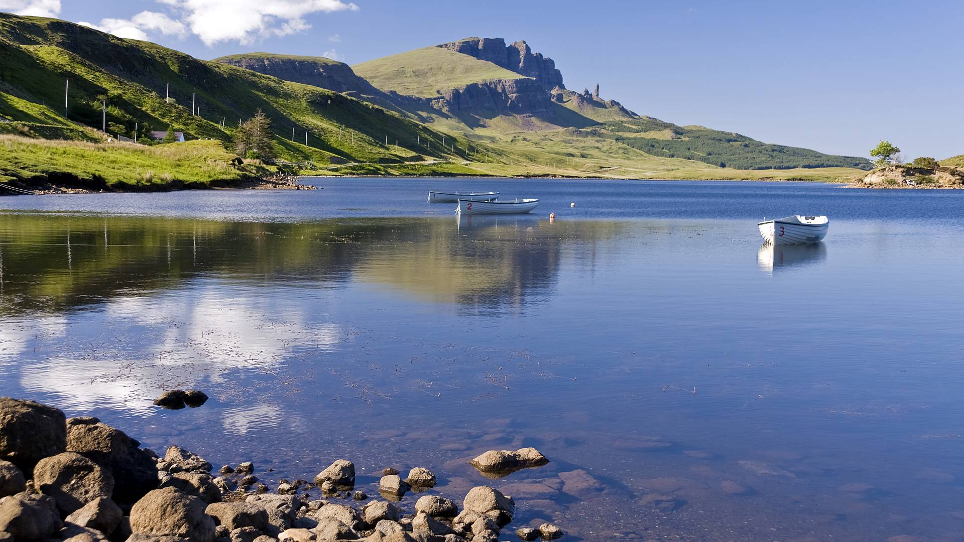 Tra i laghi scozzesi e Outlander