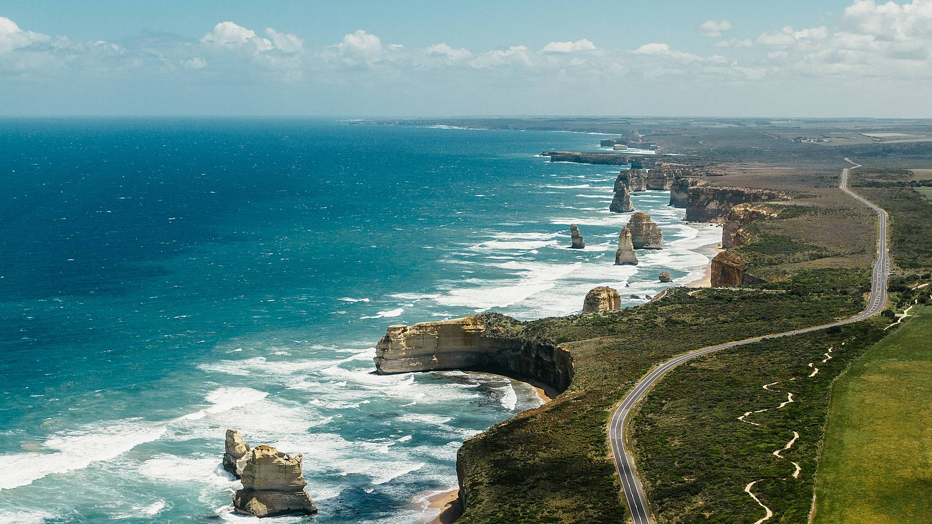 Scenic Routes - Die Great Ocean Road