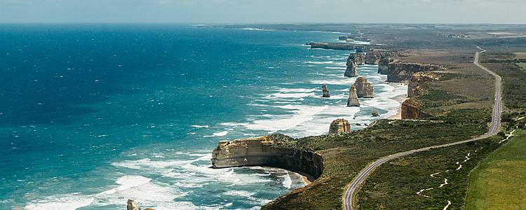Scenic Routes - Die Great Ocean Road
