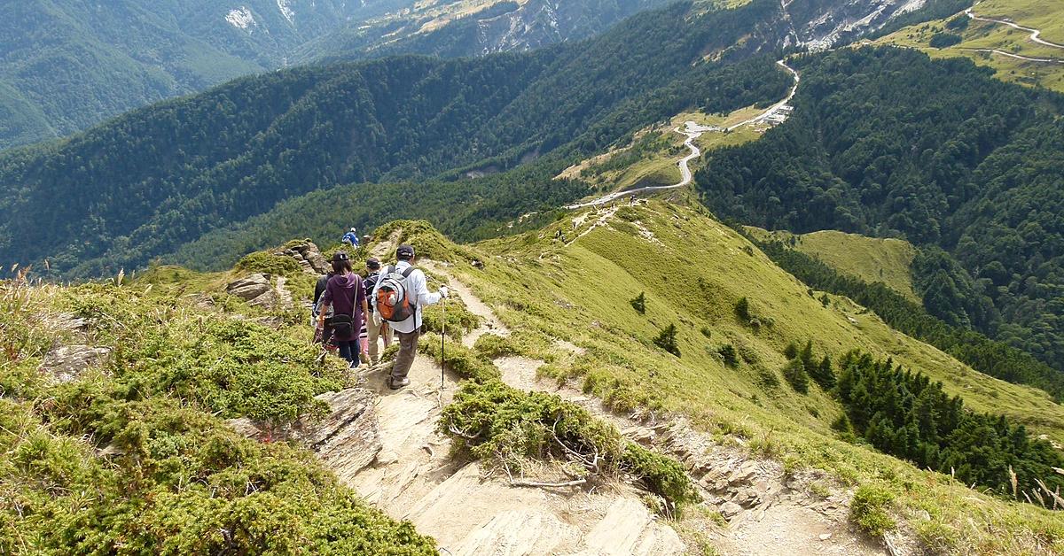Voyage à pied Taiwan : Roadtrip autour de Formose