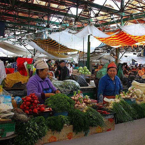 Voyage à la découverte de la cuisine locale - Bichkek -