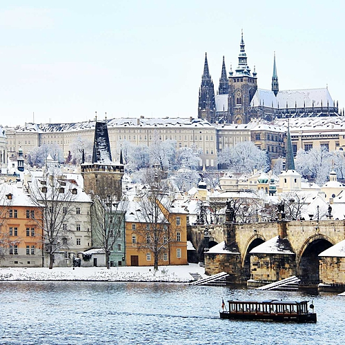 Week-end budget à Prague - Prague -