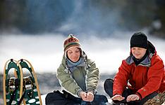 Aventures hivernales à prix doux