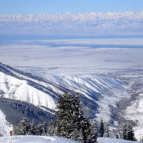 Conte de fée hivernal - Bichkek -