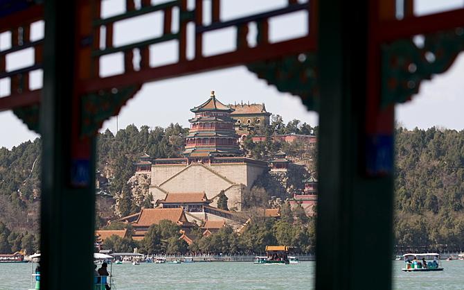 Circuit Chine   P U00e9kin  Shanghai Et Hong Kong En H U00f4tels De