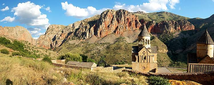 Tesoros de Armenia en grupo reducido
