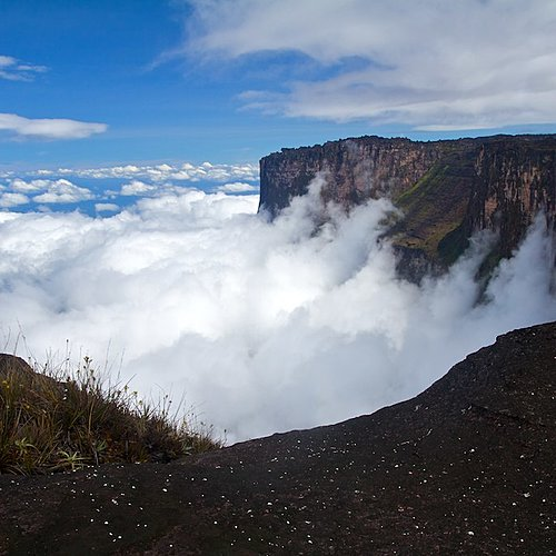 Les plus beaux treks: Pic Humbolt, Bolivar et Roraima - Mérida -