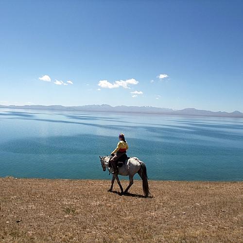 Voie du nomade - Randonnée à cheval - Bichkek -