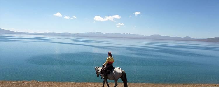 Randonnée équestre légendaire au pays du cheval