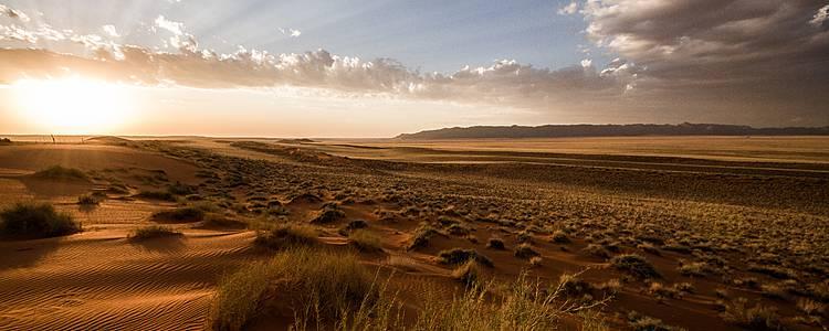 Namibie à l'infini