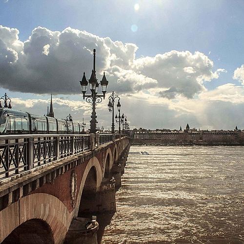 Le canal de la Garonne de Bordeaux à Toulouse - Bordeaux -