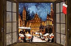 Marché de Noël de Cracovie