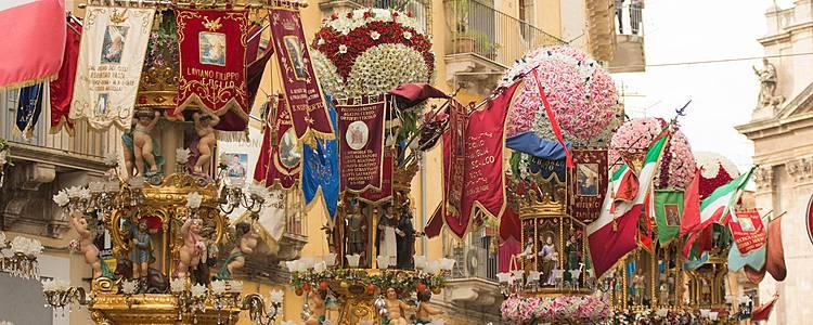 La fête de Sainte Agathe, entre peuple et traditions du 3-5 février