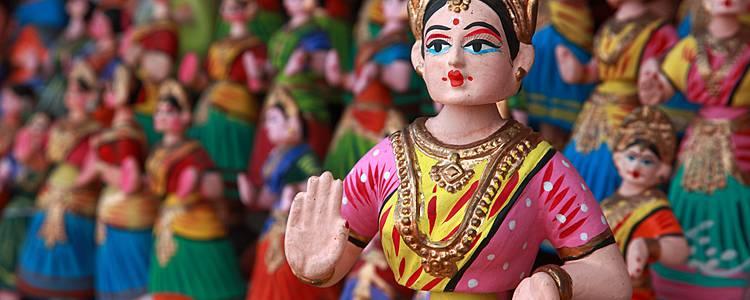 Faszination Kultur in Tamil Nadu