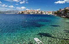 Les Perles du Sud - L\'archipel entre Split et Dubrovnik avec les îles de Mljet, Korcula et Brac
