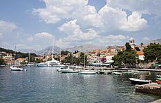 Sud de la Croatie et Monténégro