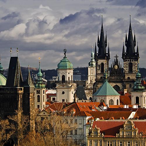 Grand week-end de découverte de Prague - Prague -