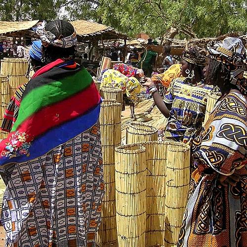 Fétiches et traditions - Ouagadougou -