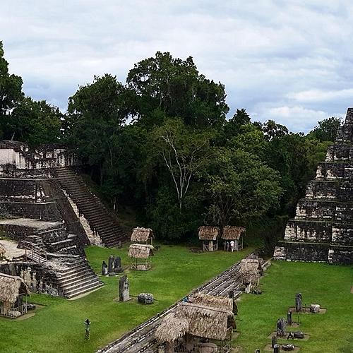 Trésors Mayas - semaine sainte - Antigua Guatemala -