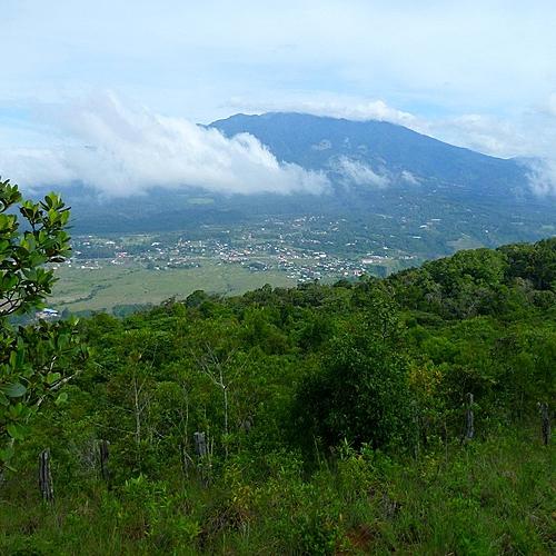 Les versants du Volcan Baru - Panamá -