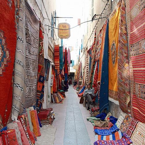 De Carthage à Kairouan - Sidi Bou Said -