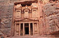 Classiques du pays: Petra,Mer Morte etrandonnée dans le désert