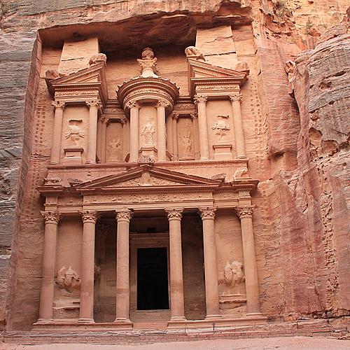 Classiques du pays: Petra,Mer Morte et désert du Wadi Rum - Petra - sur-mesure - circuit - evaneos