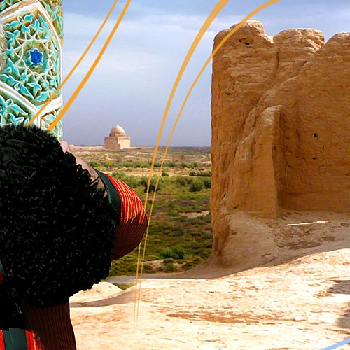 Incontournable du pays en groupe - Achgabat -