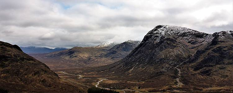 Trekking sur la West Highland Way
