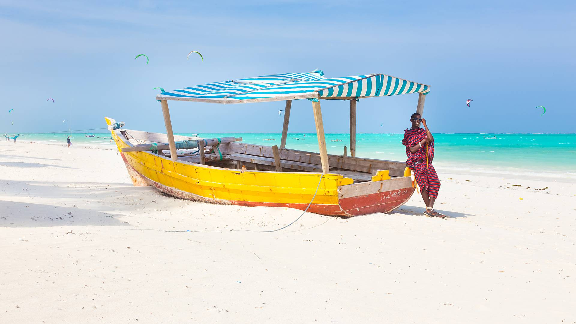 Il meglio dei parchi del Nord e Zanzibar