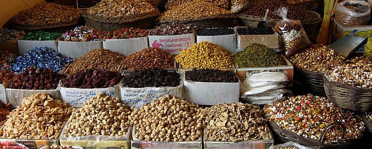 La Perse par ses richesses culinaires