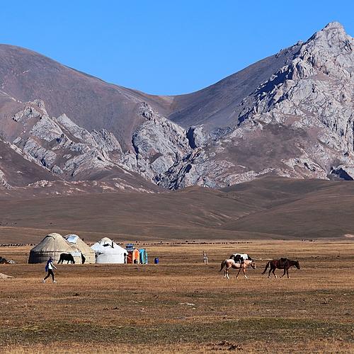 Au coeur du Kirghizistan en groupe - Bichkek -