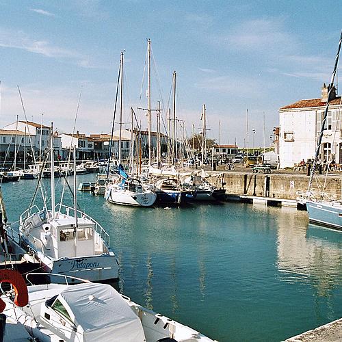 Atlantique nature : La Rochelle - Royan : Ile de Re, Ile d'Orléan, Ile Madame - La Rochelle -
