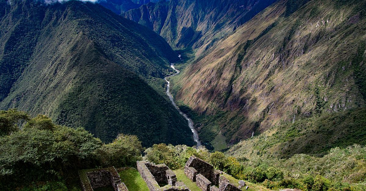 Voyage en véhicule : Voyage en train dans les Andes