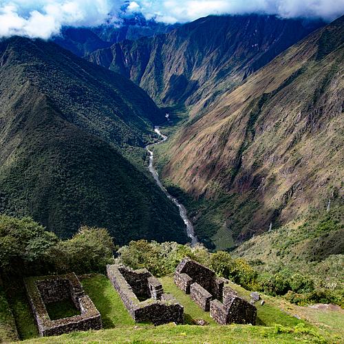 Voyage en train dans les Andes - Lima -