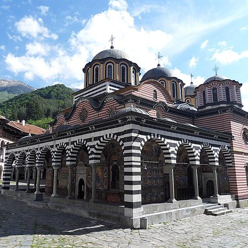 Promenade en Bulgarie en groupe - Sofia -